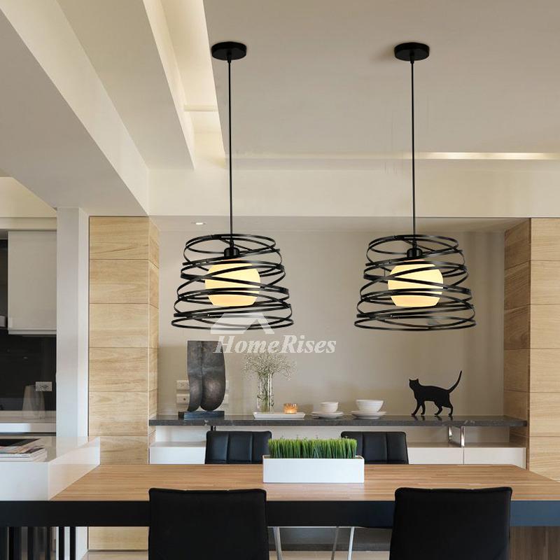 modern pendant lighting modern hanging for kitchen black white best
