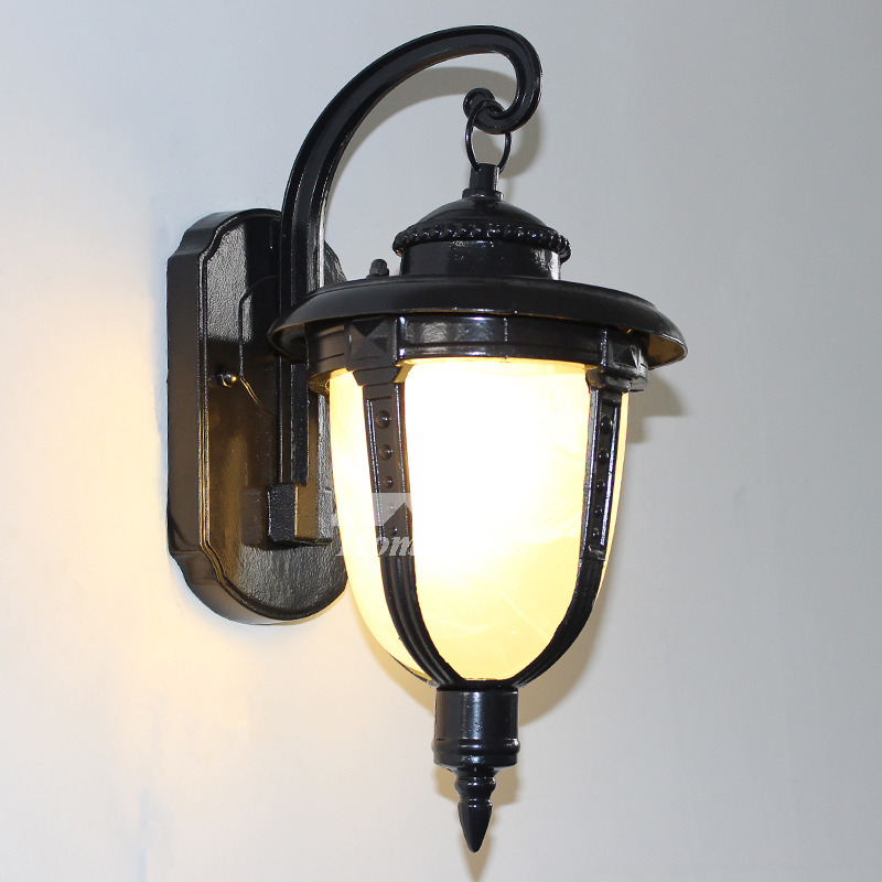 Outdoor Metal Wall Sconces Glass Vintage Lighting Art Deco ... on Discount Wall Sconces id=32894
