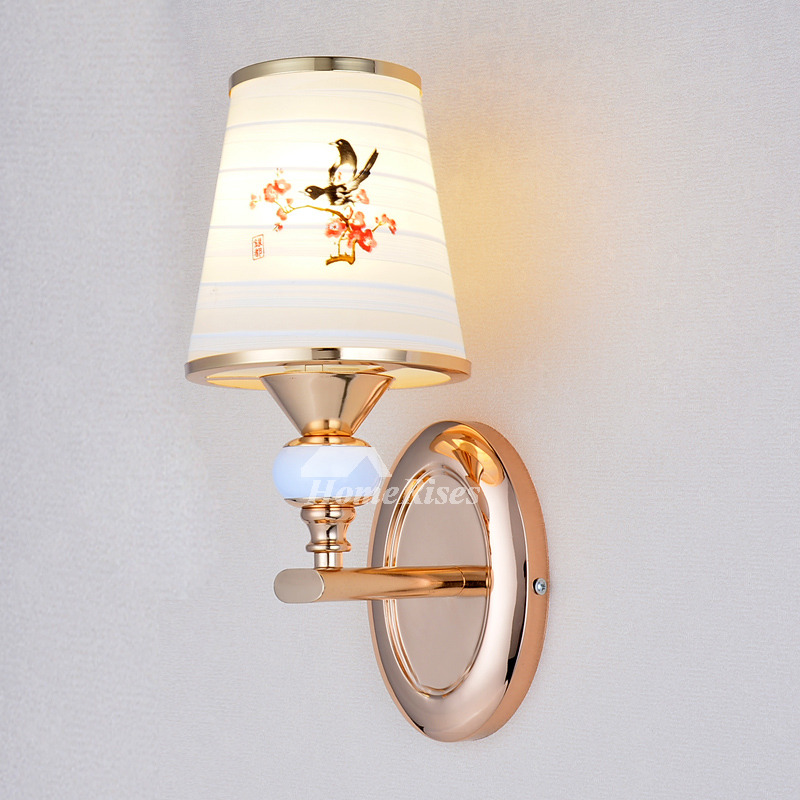 Wall Light Fixture For Bedroom Mounted Decorative 2 Light ... on Wall Mounted Decorative Lights id=38171