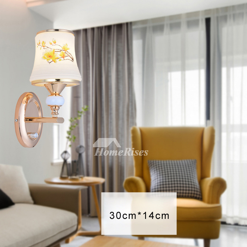 Wall Light Fixture For Bedroom Mounted Decorative 2 Light ... on Wall Mounted Decorative Lights id=48530