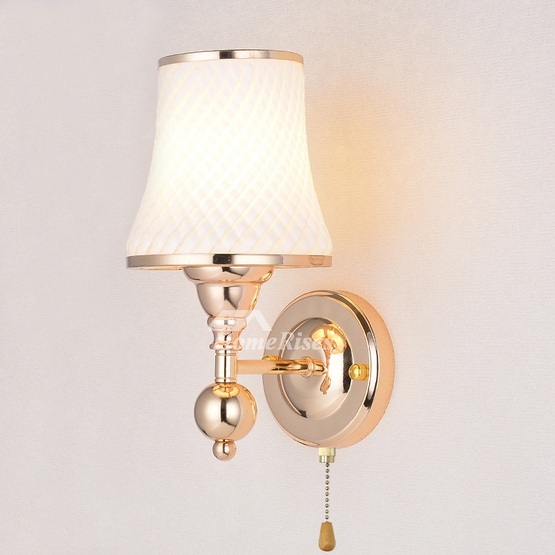 Decorative Wall Sconces Hardware Glass Modern Lighting ... on Contemporary Wall Sconces Lighting id=63708
