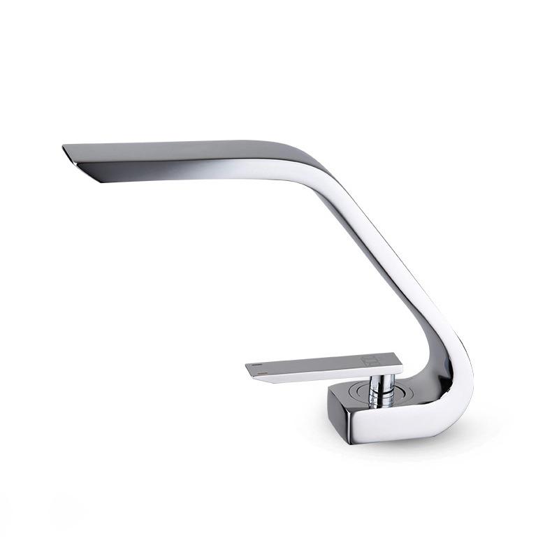 designer bathroom faucets chrome oil rubbed bronze silver black