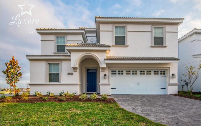 Baltic   10 Bedroom Orlando Vacation Home   Book with Homes4uu Floor Plan   Baltic   10 Bedroom Orlando Vacation Home   Homes4uu