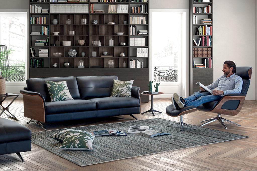 camilla un fauteuil relax design