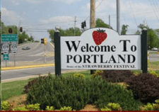 Image result for portland tn