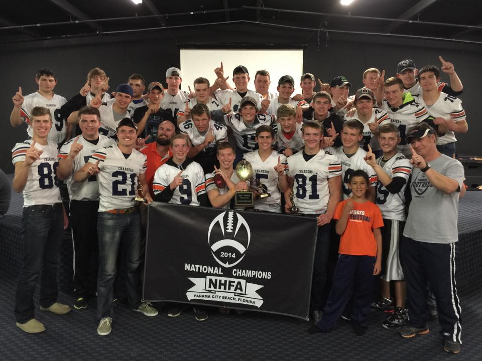 Football School Northside Christian