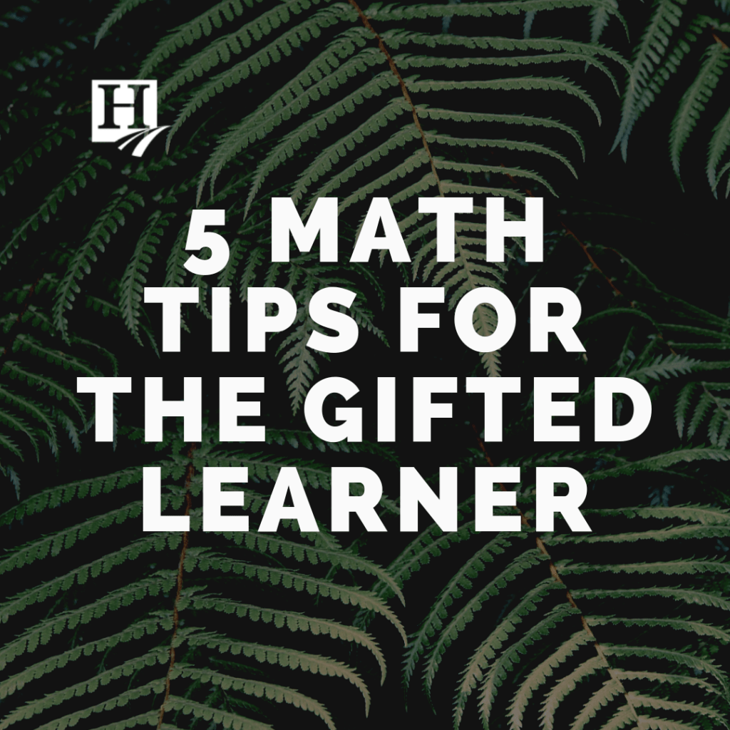 5 Math Tips For The Ted Learner