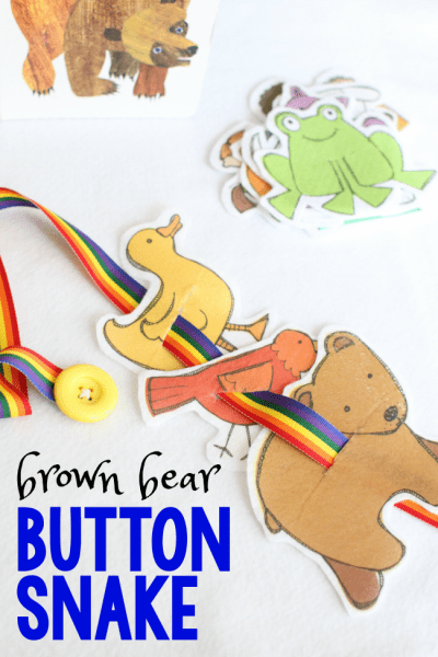 Brown Bear Brown Bear Crafts Activities And Printables