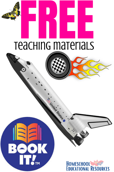 All of these teaching materials are offered for free!