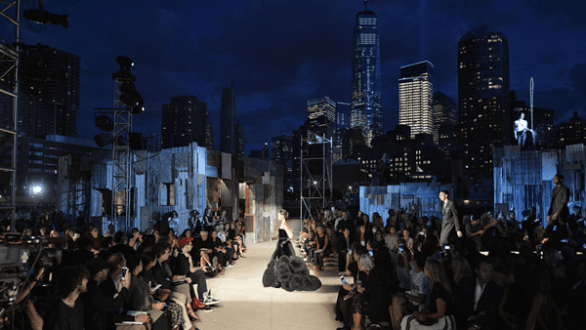 Givenchy Comes to New York