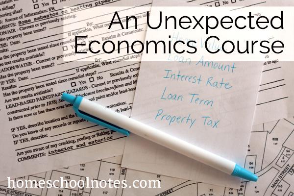 An Unexpected Economics Course