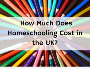 How much does homeschooling cost in the UK?