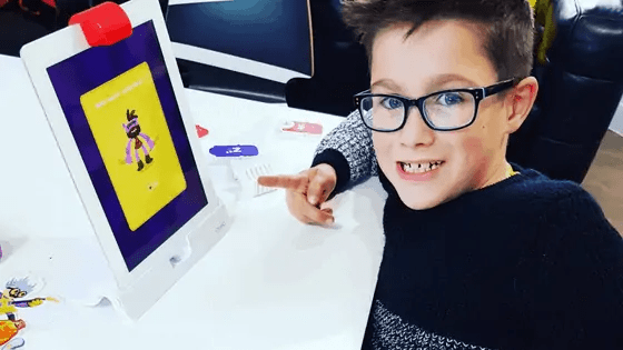 Osmo Coding Jam - Teaching kids coding and programming in a fun way.