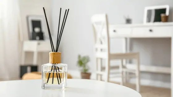 How to make a reed diffuser with kids as part of homeschool