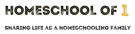Homeschool of One