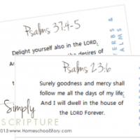 NEW! Simply Scripture