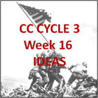 Cycle 3 Week 16 Ideas