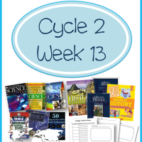 CC Cycle 2 Week 13 Lesson Plans