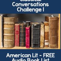 American Literature - Audio Book List