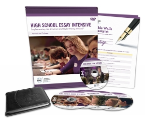 How to Write an Essay: IEW High School Essay Intensive - A Review