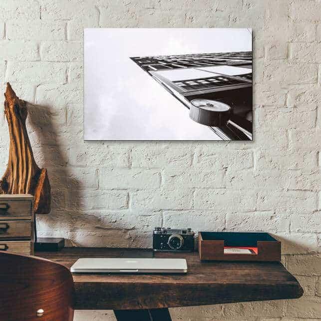 At 9:00 sharp foto afdruk print art Amsterdam | www.homeseeds.nl