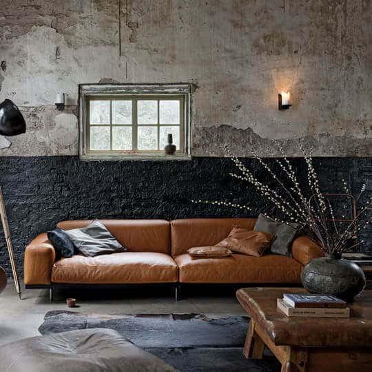 Creëer je eigen industriële look!  industrieel interieur   robuust-strak-functioneel-ruig  metaal, beton, onbewerkt hout  woonstijl  www.homeseeds.nl