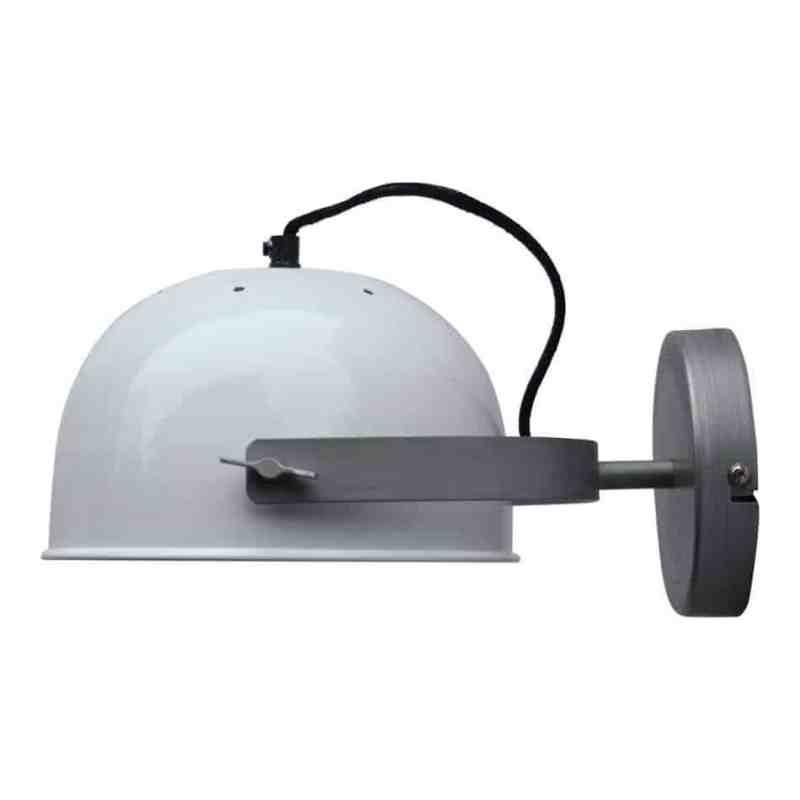 Deze wandlamp Retro is een hele originele lamp met echte retro-ook | Deze gave lamp kan als wandlamp en als plafondlamp gebruikt worden | www.homeseeds.nl