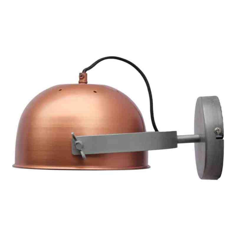Deze plafondlamp Retro is een hele originele lamp met echte retro-look | Deze gave lamp kan als wandlamp en als plafondlamp gebruikt worden | www.homeseeds.nl