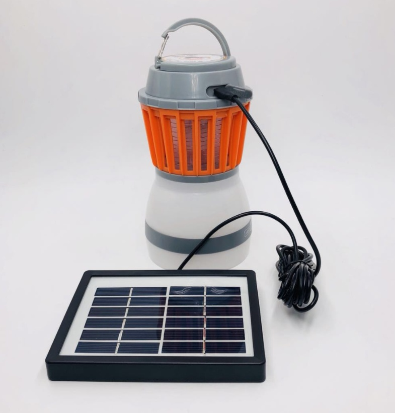 Read more about the article Solar mosquito lamp