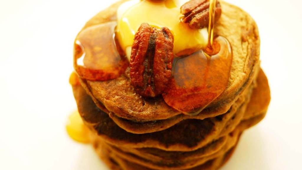 Gingerbread pancakes | Homesick Texan