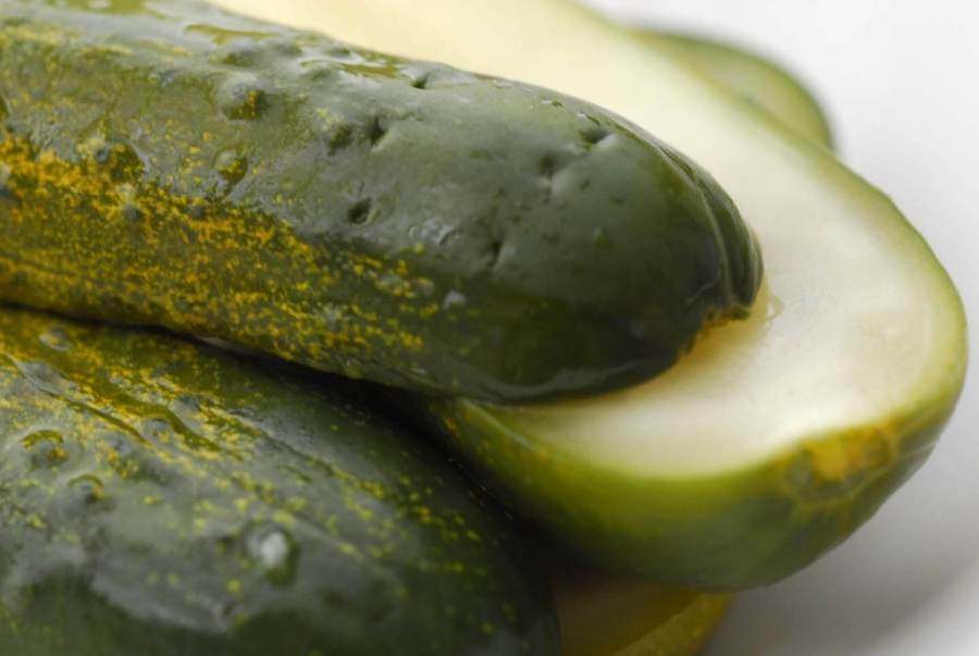 Refrigerator dill pickles | Homesick Texan