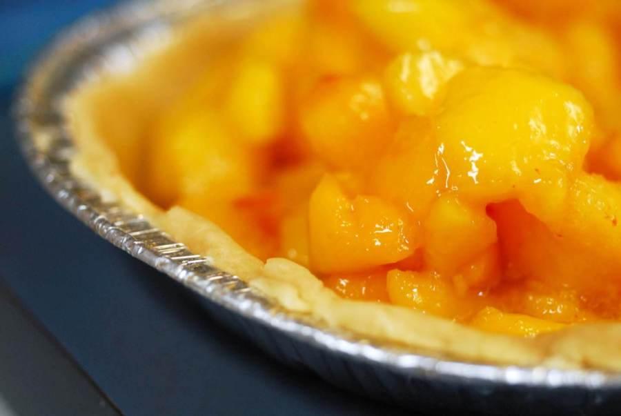 Peach pie | Homesick Texan