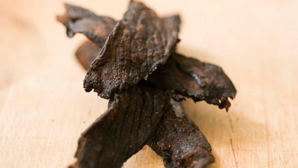 Texas beef jerky, prepared in the oven | Homesick Texan