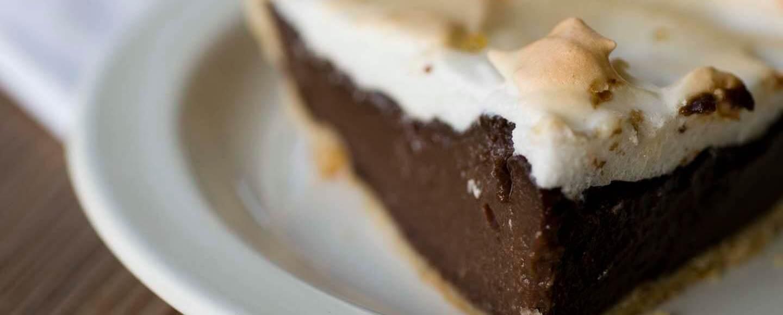 Grandma's chocolate pie | Homesick Texan