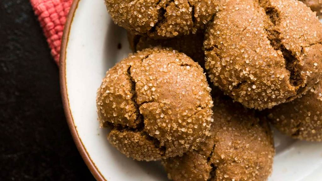 Ginger crinkles | Homesick Texan