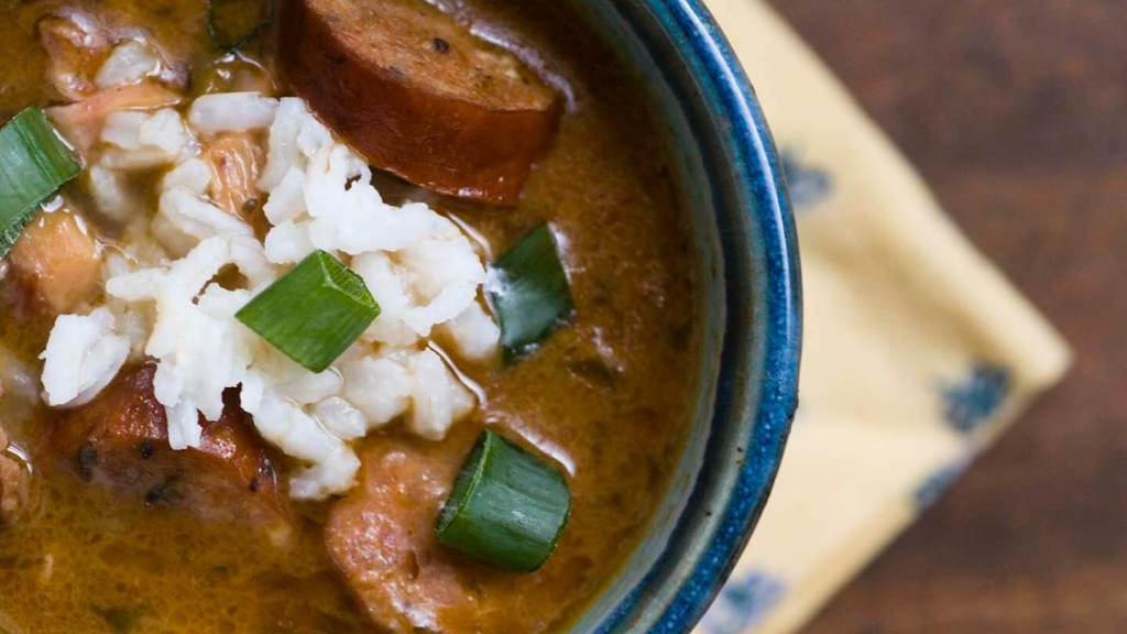 Chicken and sausage gumbo | Homesick Texan