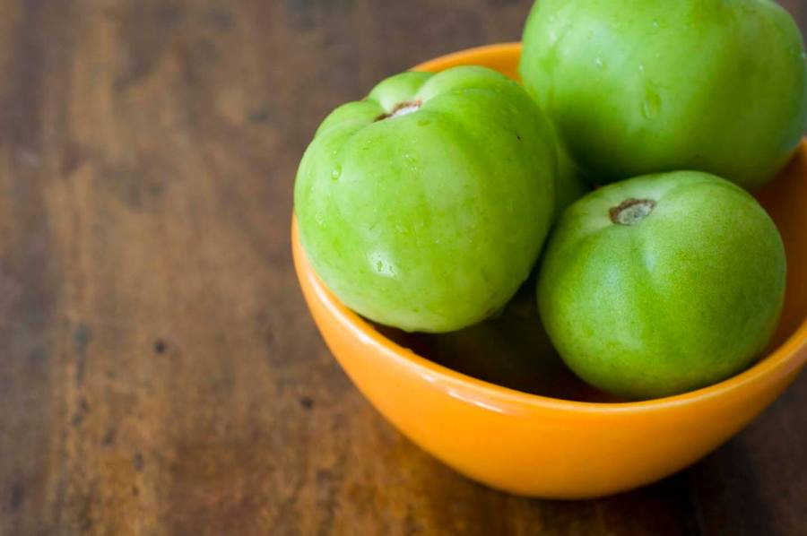 Pickled green tomatoes | Homesick Texan