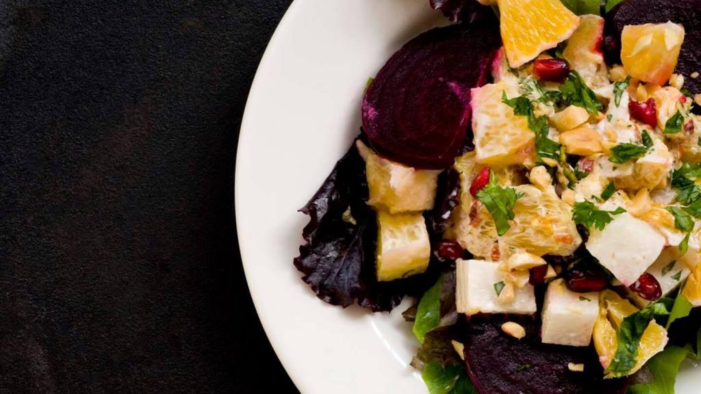 Ensalada de Noche Buena (Christmas Eve salad) | Homesick Texan
