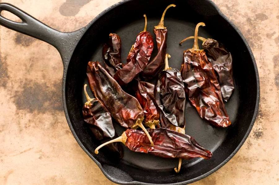 New Mexican red chiles | Homesick Texan