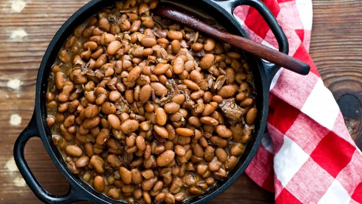 Aaron Franklin's pinto beans | Homesick Texan