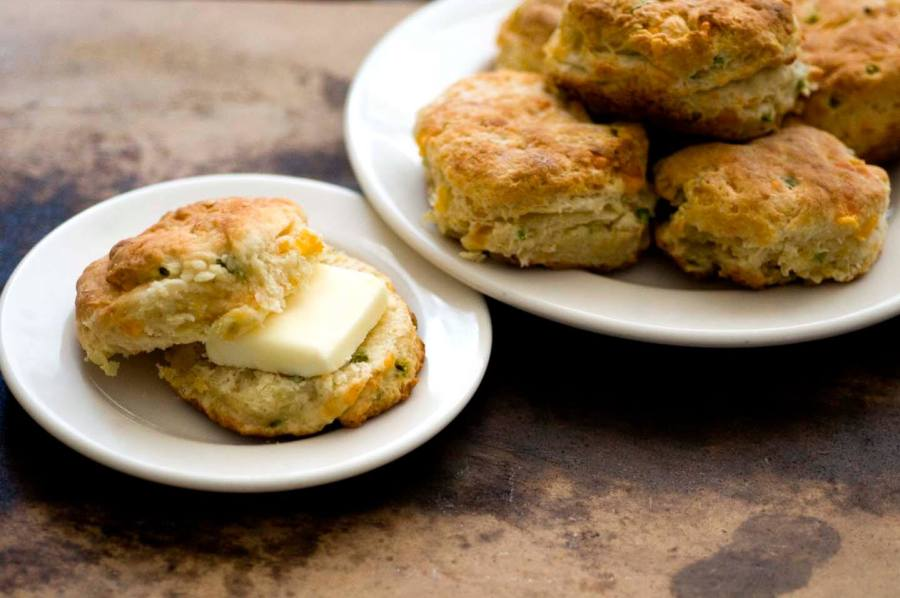 Jalapeno cheddar biscuits | Homesick Texan