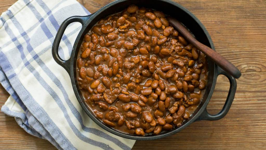 Dr Pepper barbecue beans | Homesick Texan