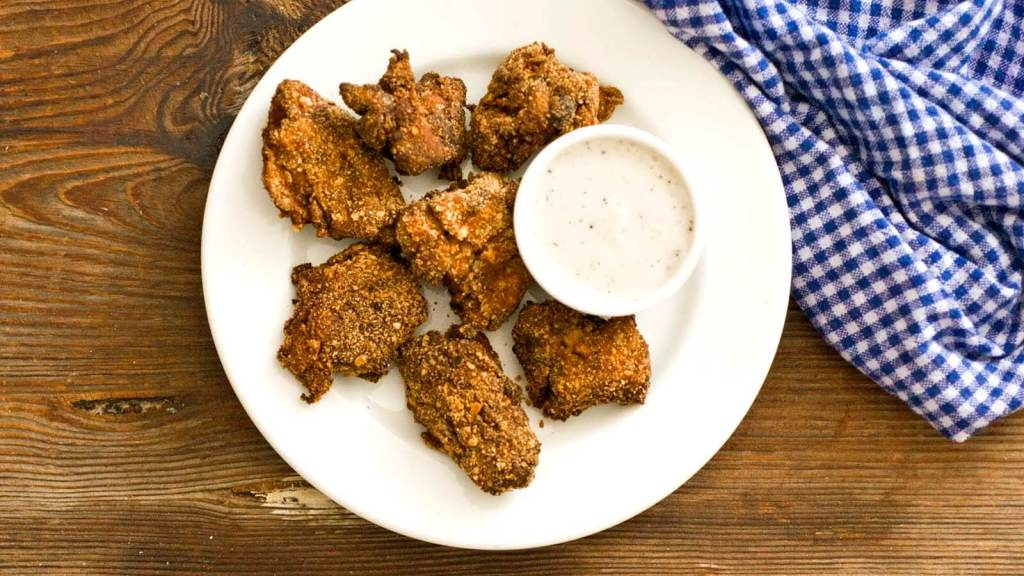 Fried chicken livers | Homesick Texan