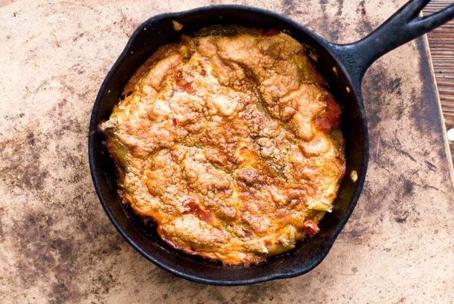 Chile relleno casserole, El Paso style | Homesick Texan