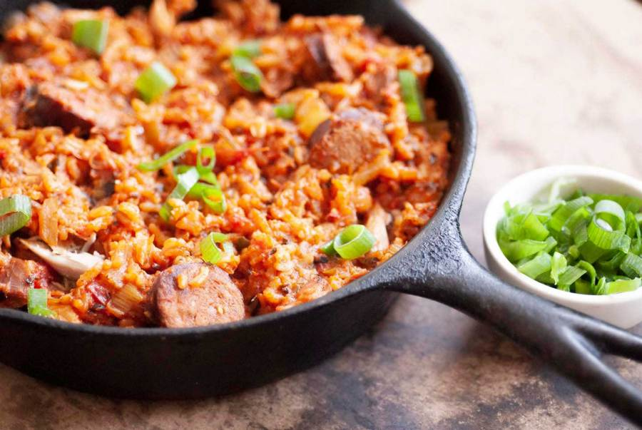 Turkey and sausage jambalaya | Homesick Texan