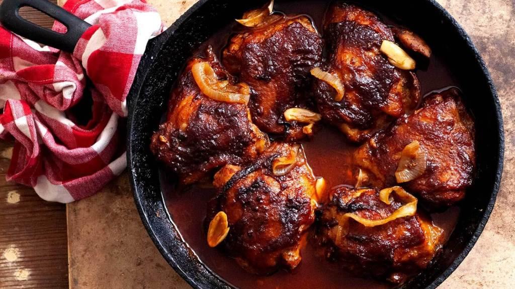Barbecue chicken   Homesick Texan