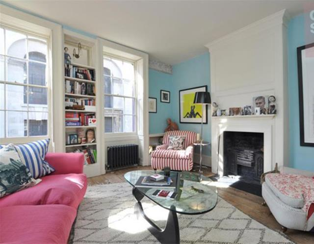 Keira Knightley And James Rightons London Homes
