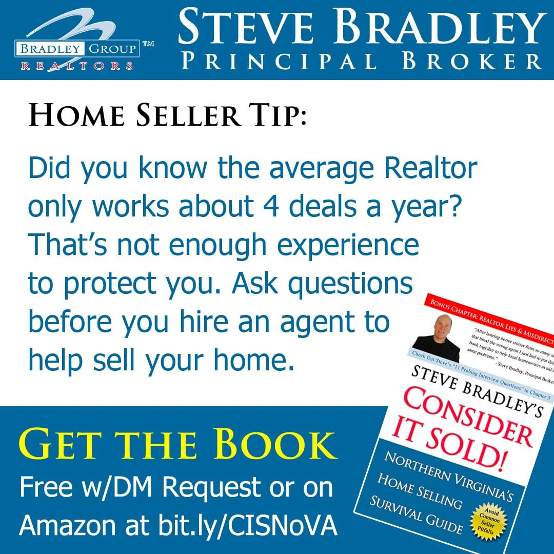 Every #realestateagent has their list of favorite #homesellertips