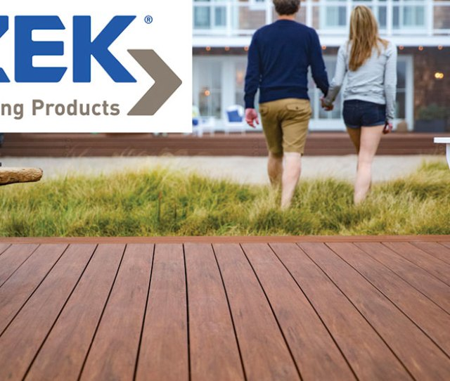 Azek Building Products Brand Feature On Decking Railing Pavers And Trim