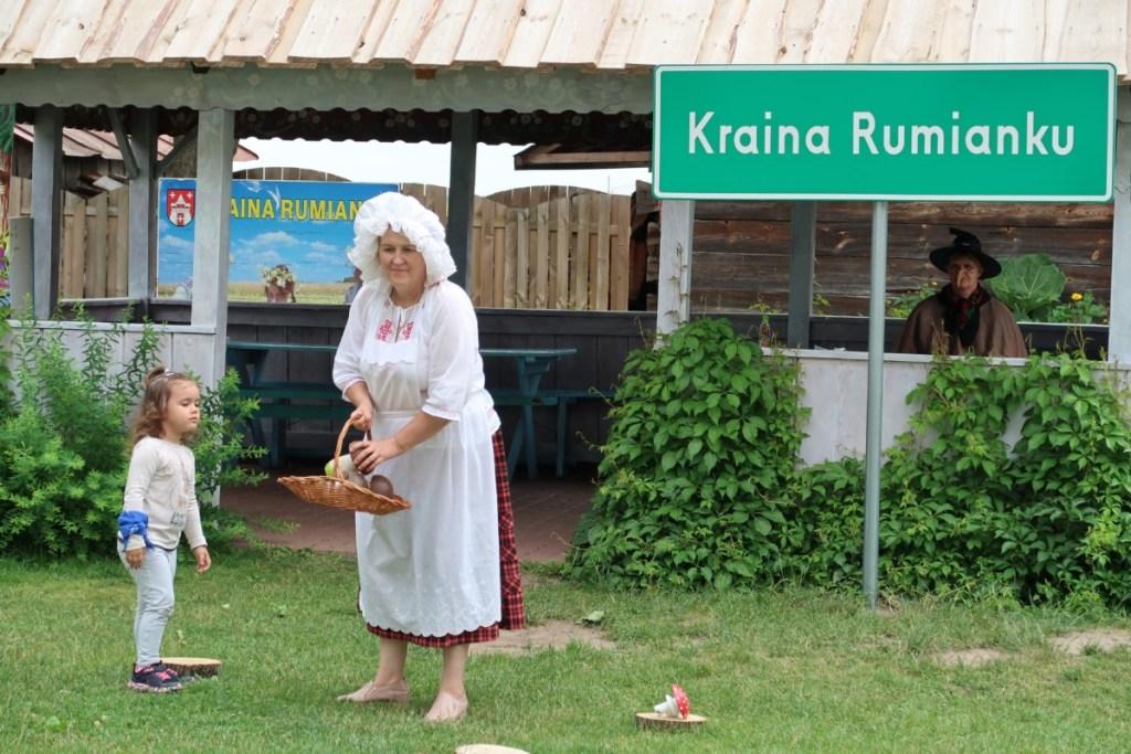 Kraina Rumianku w Hołownie